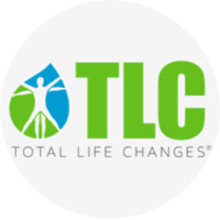 the official logo of Total Life Changes